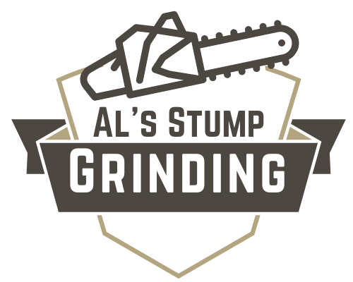 Al's Stump Grinding-Using the newest advanced techniques