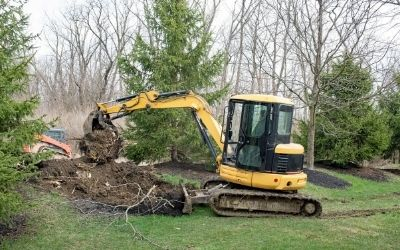 land clearing in Slidell